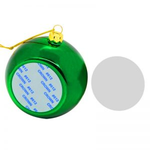 Christmas Bauble - Green